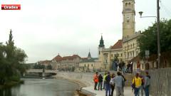 amenajare promenada Oradea