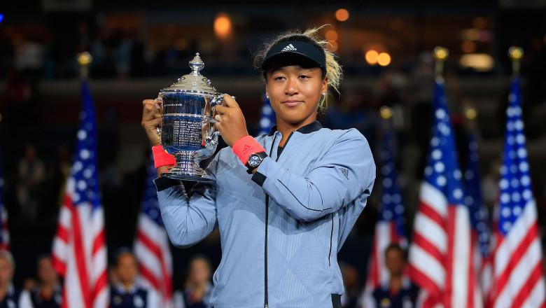 2018 US Open - Day 13 naomi osaka
