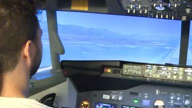 pilot avion
