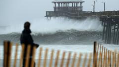 Carolinas Prepare As Hurricane Florence Approaches
