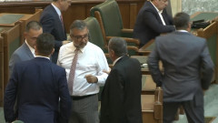 politicieni parlament