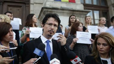 protest magistrati danilet inquam ganea