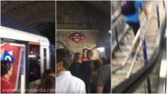 metrou madrid