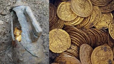 monede de aur imperiul roman