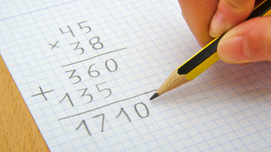 Persoanele care nu sunt bune la matematică ar putea suferi de o boală nediagnosticată