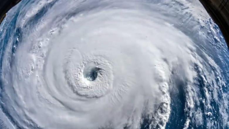 uragan florence nasa