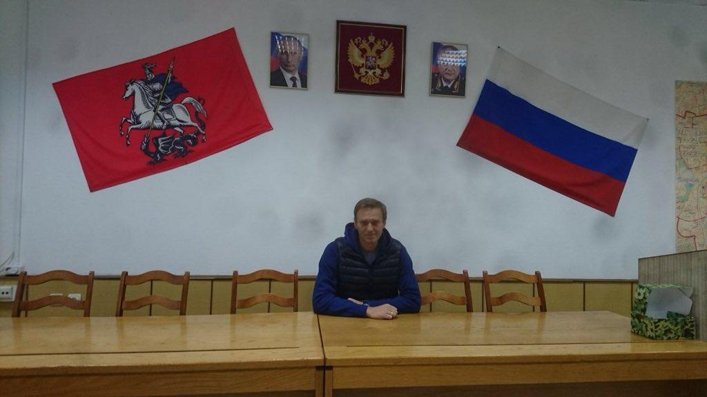 Rusia, condamnata de CEDO. Curtea recunoaşte caracterul politic al arestarilor lui Aleksei Navalnii