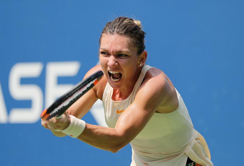 Simona Halep, numărul 2 WTA, la US Open