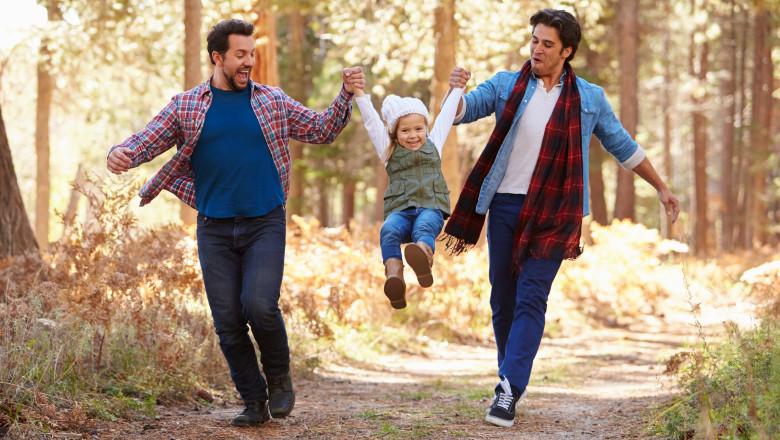 cuplu gay homosexuali adoptie copii_shutterstock_388695913