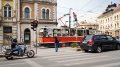 trecere de pietoni trafic masini cluj napoca_shutterstock_1119711215
