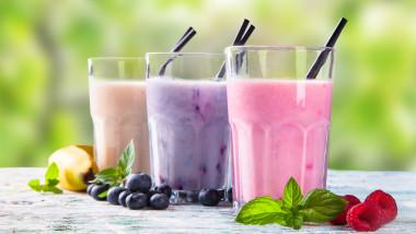 shake sanatos fructe