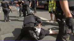violente catalonia