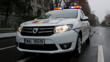 politia rutiera masina FB MAI