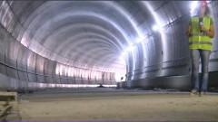 tunel feroviar