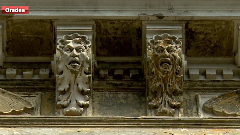 Oradea cladire decoratiuni