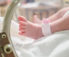 nou-nascut bebelus spital generic shutterstock_631261640