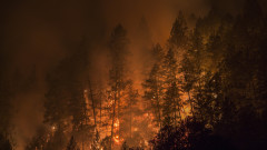 Multiple Wildfires Continue To Ravage Through California Wine Country