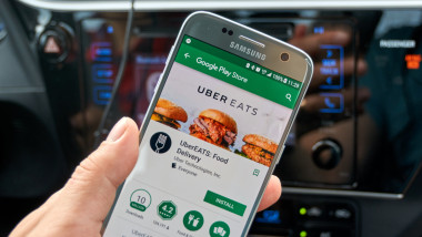 uber eats shutterstock