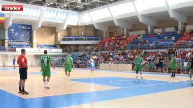 sport victorie handbal CSM Oradea 200918