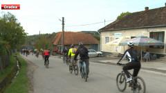 bihorul pe bicicleta