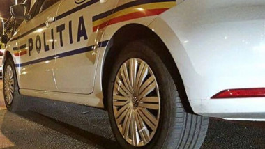 politie masina