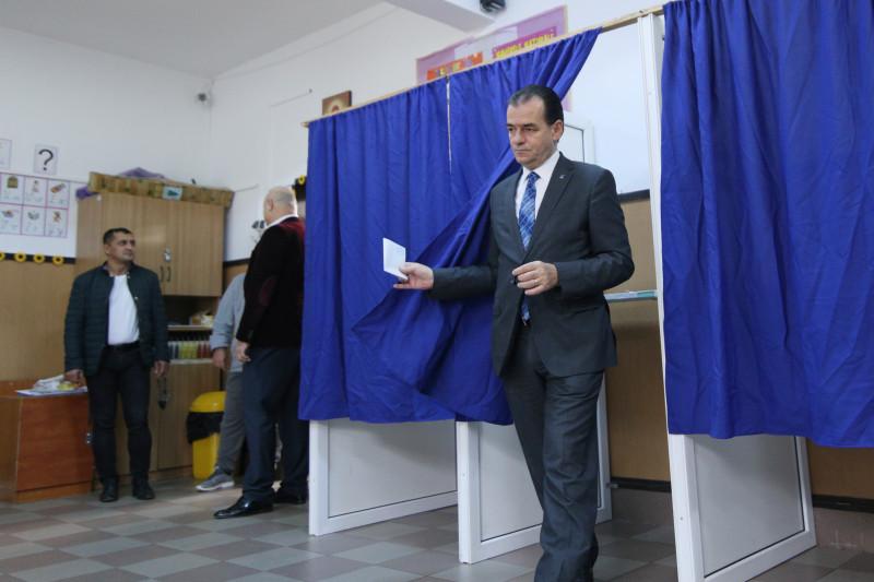 ludovic orban la vot referendum_Inquam Photos George Calin (3)