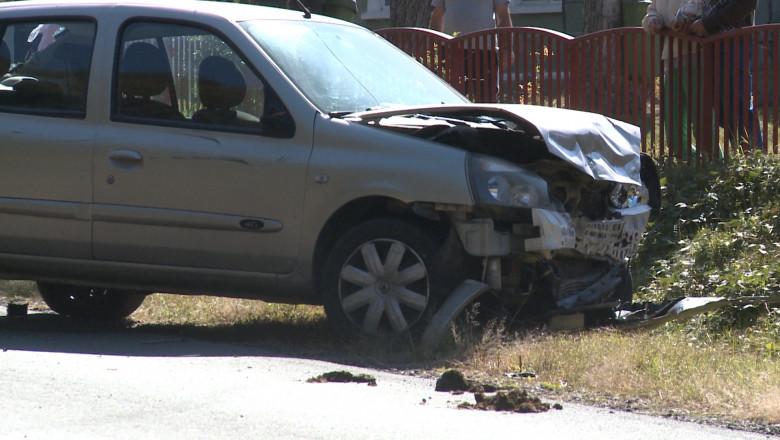 accident masina