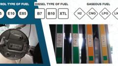 marcare combustibili