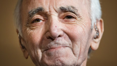 Charles Aznavour dies at 94