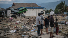 Deadly Earthquake and Tsunami Hits Indonesia's Island of Sulawesi