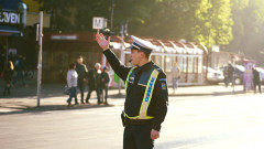 politist in trafic_fb politia romana