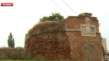 refacere bastioane cetatea oradea