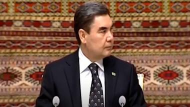 Gurbanguly Berdimuhamedov turkmenistan