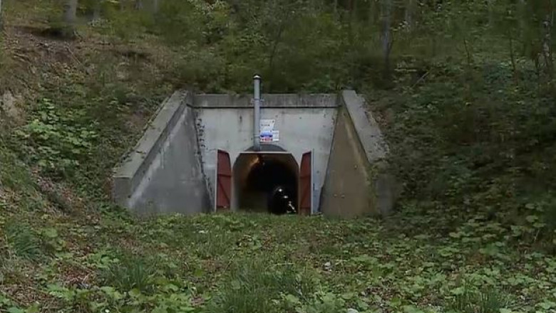 tunel brasov