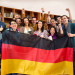 studenti germania steagul germaniei_shutterstock_468378464