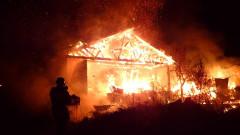 incendiu Satu Mare noaptea 161018 (6)