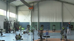 sala de fitness in sala de clasa