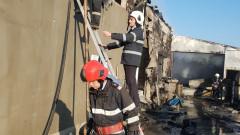 incendiu Satu Mare foto