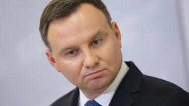 andrei duda presedinte polonia