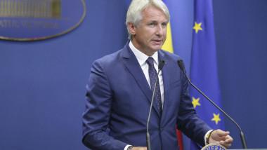 Ministrul Finantelor Eugen Teodorovici