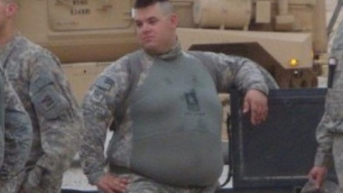 soldat american gras