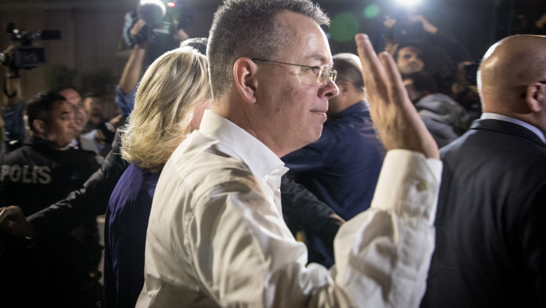 Turkish Court Decides on Release of American Pastor