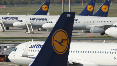 Lufthansa Pilots Launch Two-Day Strike