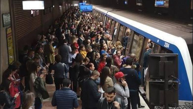 aglomeratie metrou digivox