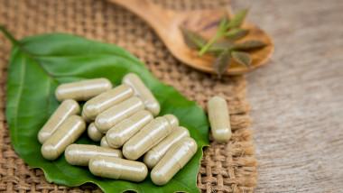 capsule ceai verde suplimente alimentare