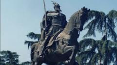 skanderberg statuie tirana