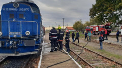 locomotiva foc SM8
