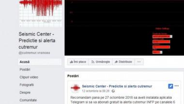 pagina cutremur prevestit