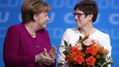 Merkel Annegret Kramp