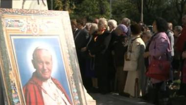 papa ioan paul procesiune